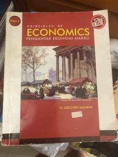 Paket Buku Mankiw
