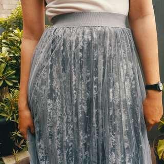 Quoi Skirt Grey