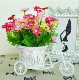 Keranjang pot bunga / dekorasi rumah