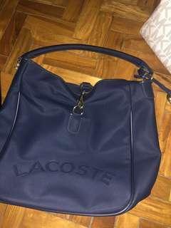 100% original lacoste bag