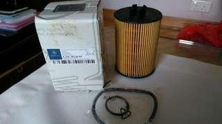 Genuine Mercedes Oil Filter for B180