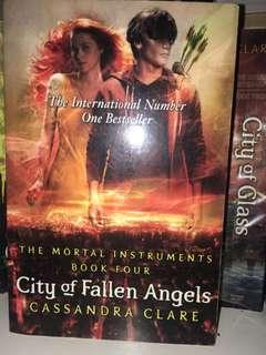 🚚 City of Fallen Angels (BRAND NEW)