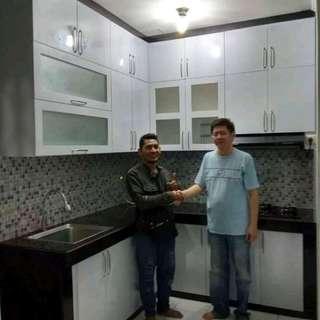 Kitchen set dan interiaor