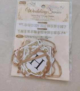 Happy Wedding Banner