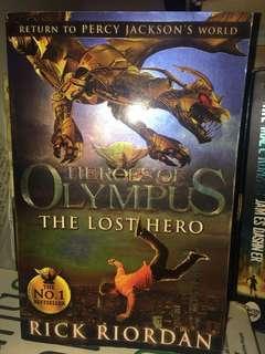 🚚 Heroes Of Olympus - Percy Jackson