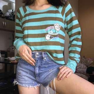 Uniqlo popeye sweater
