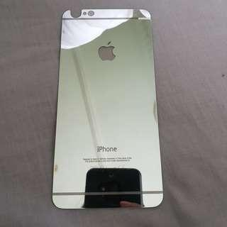 🚚 Almost new iphone 6 plus mirror back silver free postage