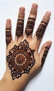 Henna (promo) @ home for all occasions!