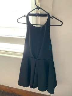 Keepsake Halter Dress