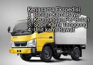 Dibutuhkan Truk Engkel Box untuk Deliveree