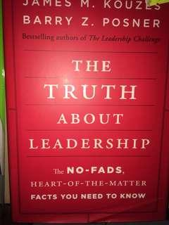 🚚 The truth about leadership