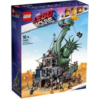 Lego 70840 The Lego Movie 2 - Welcome to Apocalypseburg!