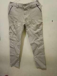 Celana panjang chino coklat kuliah kerja