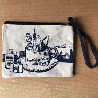 🚚 Slim Portable Travel Wallet Pouch #MakeSpaceForLove