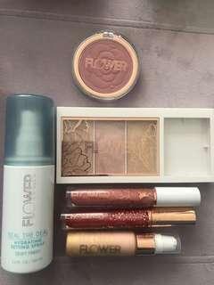 Flower beauty makeup bundle