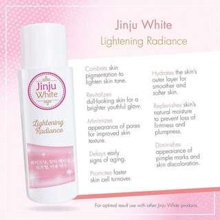 Jinju White Lightening Radiance Toner