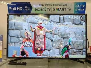 Smart TV LED Samsung 40 Inch FullHD Garansi 2 Tahun