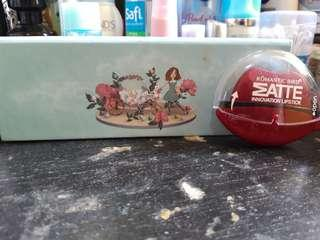 Paket 1 Mizzu Eyeliner dapat Lipstick Emut