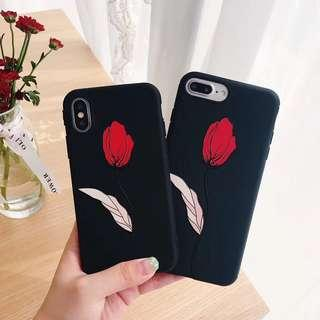 Rose Case Iphone 6 to XR MAX