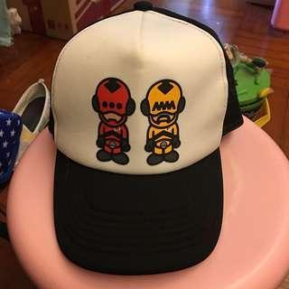軟硬cap帽
