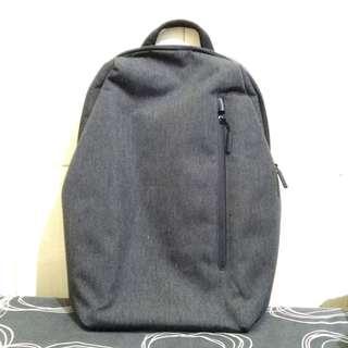 Unisex Backpack Grey / Tas Punggung Abu