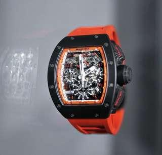 Richard Mille RM11 midfire (Watch only)