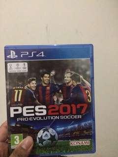 Kaset PS4 - PES 2017