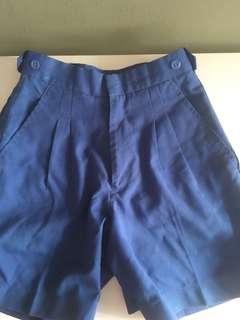 Maha Bodhi school shorts