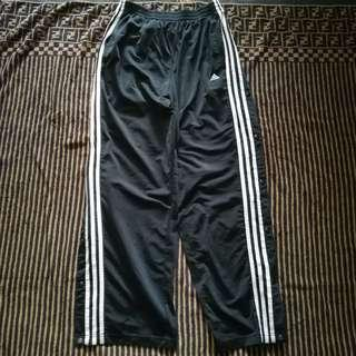 Adidas Track Pants snapbutton