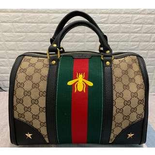Original Gucci Bag and Wallet (with Controllato Cards)