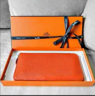 Hermes AZAP Classic Wallet #MILAN01