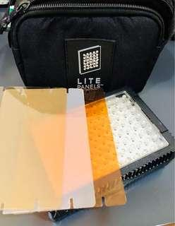 LitePanel MicroPro Hybrid Kit - LED with CarryIng Bag