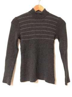 ARMANI 半高領羊毛上衣(特價品)