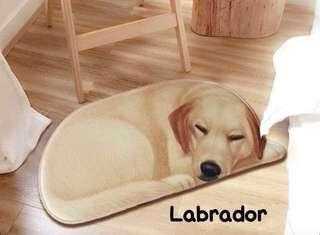 LABRADOR FLOOR MAT