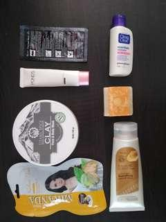 [Take All] Masker Wajah + Skincare