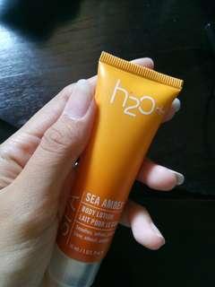 H2o+ Sea Amber Body Lotion