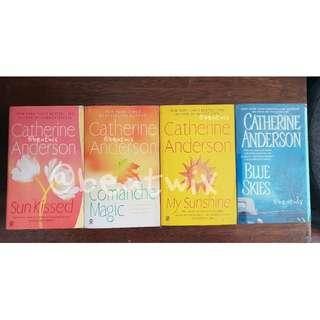 Catherine Anderson Books Set