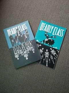 🚚 Deadly Class Vol 1 and 6