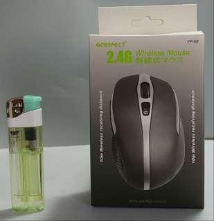 全新 yPrefect YP-69 wireless mouse 2.4G 無線滑鼠