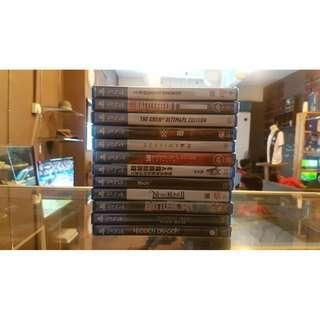 PS4 NEW GAMES READYSTOCK