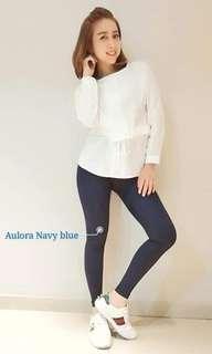 🚚 LIMITED EDITION Aulora Kodenshi Pants NAVY BLUE