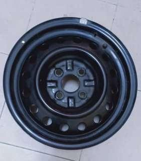 Original Steel Rim Toyota Vios