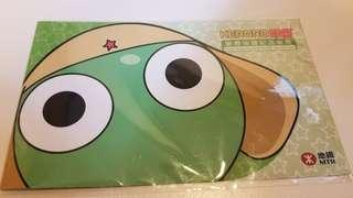Keroro MRT Ticket (2007)