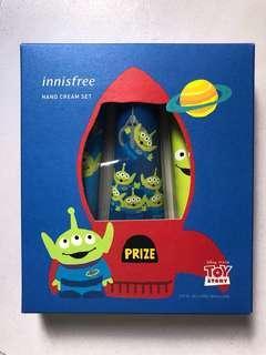 🚚 Innisfree toy story hand cream set