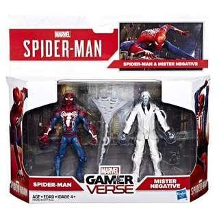 Spider-Man Spider-Man vs. Mister Negative 2-pack