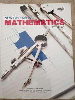 New Syllabus Mathematics 7th Edition by Shinglee