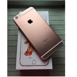 Iphone 6s  Plus Rose gold 64Gb Factory Unlocked