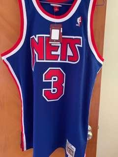 Mitchell & Ness New Jersey Nets Drazen Petrovic HWC Swingman Jersey size L