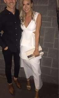 Bardot formal dress
