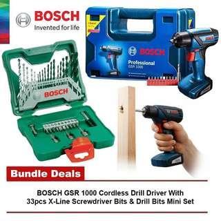 Sewa Tools Bosch Cordless Drill Untuk Disewa